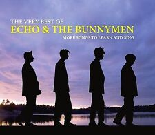 The Very Best of Echo & the Bunnymen: More Songs to Learn and Sing by Echo & the