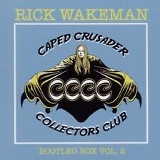 Rick Wakeman Bootleg Box Vol. 2 Live 5-CD Box Set NEW SEALED
