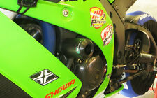 TAMPONI PARATELAIO KAWASAKI ZX10R 2011 - 2015 Frame Sliders / Mushrooms/ Bobbins