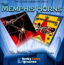 High on Music / Get Up and Dance by The Memphis Horns CD 2012 Funky Town Grooves