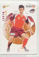 2008 Select A-League #078 Matt McKay-QLD Roar