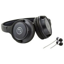 Able Planet Musicians' Choice Headphones + Bonus Sound Isolation Earbuds (GREY)