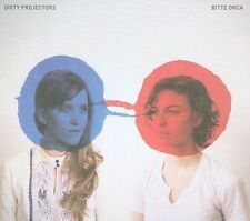 ~NEW~Bitte Orca by Dirty Projectors (CD, Jun-2009, Domino)~SEALED~ FREE SHIP US