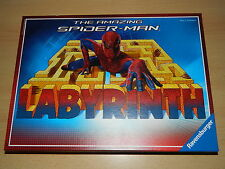 The Amazing Spiderman Labyrinth - Ravensburger - sehr guter Zustand - TOP