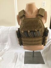 Trident Tactical Solutions Plate Carrier Coyote Tan