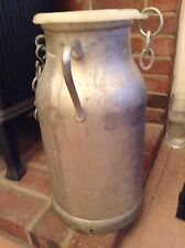 Vintage French Milk Churn Garden Planter/ Umberalla /Stick Stand
