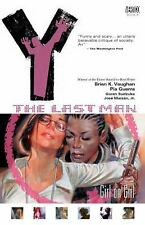 Y: The Last Man, Volume 6: Girl on Girl-ExLibrary