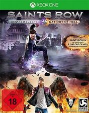 SAINTS ROW 4 XBOX ONE PAL