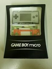 New & Sealed Nintendo Game Boy Micro Black Handheld System