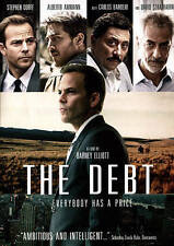 THE DEBT- DVD-David Strathaim-Stephen Dorff-Carlos Bardem