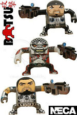 Neca Gears of War BATSU Designer Vinyl Figure Set of 3 New