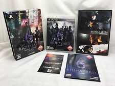 SONY Playstation 3 PS3 (Japan Ver.) Biohazard 6 Special Package from Japan