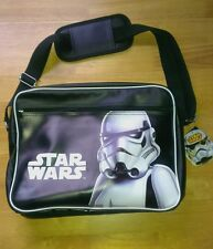 Primark Disney Star Wars Stormtrooper Faux Leather Messenger Bag BNWT