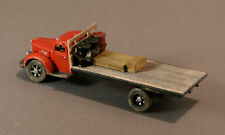 HO/HOn3  WISEMAN MODEL SERVICES OT504O INTERNATIONAL KB-11 FLAT BED TRUCK KIT
