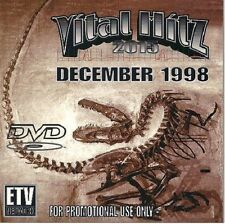 ETV Vital Hitz DVD - December 1998