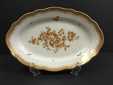 Hutschenreuther Germany Maria Theresia WURZBURG Porcelain Serving Platter 14""