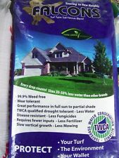 The FalconsTall Turf Fescue-A Three Falcon Blend Best Lawn Grass There Is  10lbs