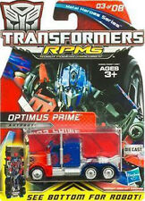 TRANSFORMERS ROTF METAL HERO SERIES RPM OPTIMUS PRIME
