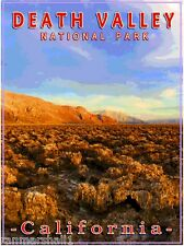 Death Valley Park California United States America Travel Advertisement Poster