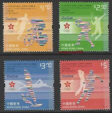 China Hong Kong 2016 Stamp Sport Games of XXXI Olympiad Rio 2016 Olympic