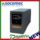 Socomec NeTYS PE 650Va/360W Line interactive UPS with AVR - Automatic Voltage
