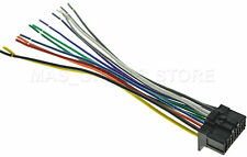 WIRE HARNESS FOR PIONEER DEH-P6000UB DEH6000UB *PAY TODAY SHIPS TODAY*