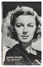 Margaret Sullavan - American film actress - 1940's Mutoscope postcard
