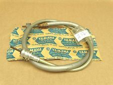 NOS New Yamaha R3 XS1 XS2 TX650 CS3 Speedometer Speedo Cable 256-83550-00
