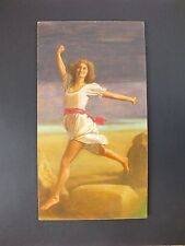 STUART KAUFMAN illustration art original painting beautiful woman book cover? NJ