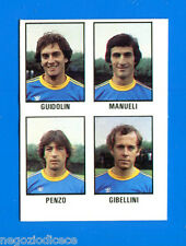 CALCIO FLASH 1981-82 Lampo Figurina-Sticker n. 360 - VERONA -New