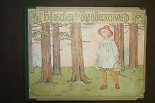 Hänschen im Blaubeerenwald, um 1914