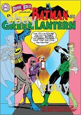 BRAVE & The BOLD 59 COVER PRINT Batman Green Lantern