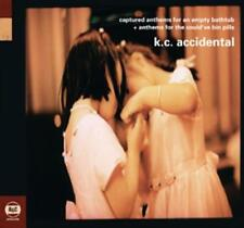 K.C.Accidental- Captured Anthems For An Empty Bathtub - CD Album