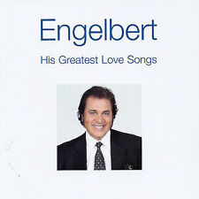 CD ENGELBERT HUMPERDINCK His Greatest Love Songs  IMPORT