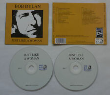 2CD Bob Dylan Just Like A Woman
