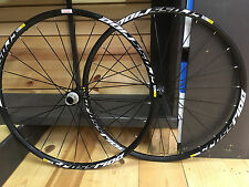 Mavic Cross Ride Disc Brake 29er Clincher Wheelset