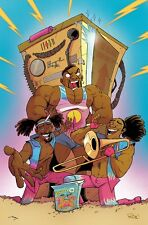 WWE #1 New Day Guillory Variant Boom! Studios Comic Pre Order Booty O's