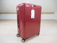 Rimowa SALSA DELUXE CABIN MULTIWHEEL® 35 L Polycarbonate RED NEW 83053534