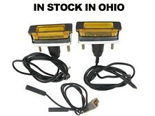 68 69 Charger Hood Mounted Turn Signal Indicators Lights Assembly 1968 1969 New