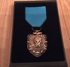 Limited Edition Call Of Duty Black Ops Collectible Medal In Plastic Case