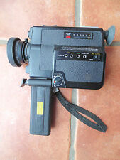 Vintage Canon 312 XL-S Canosound 8mm Movie Camera Japan