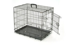 "18"" XS Small Pet Cage Crate Transport Carrier Dog Puppy Cat Kitten Animal House"