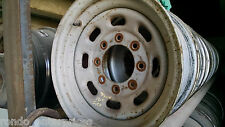 Ford F250 F350 SRW 99-04  1999 to 2004 8 on 170 MM Steel OEM Rim