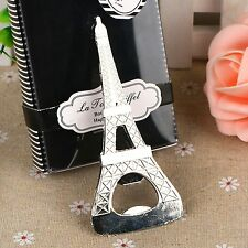 Eiffel Tower Wine Bottle Opener Paris La Tour Beer Cap Opener Wedding Favor Gift