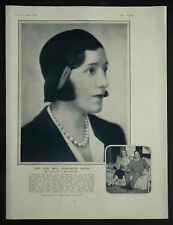 Frederick Heyworth Cripps Violet Mary Nelson Emil Hoppe 1930 Photo Article 6595