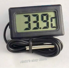 New LCD Digital Fridge Freezer FISH TANK Thermometer Temperature