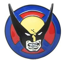 Marvel Comics Mutant X-Men Wolverine Belt Buckle - UK Seller