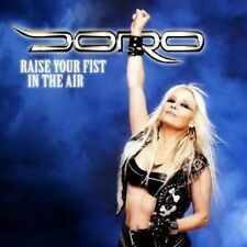 DORO Raise Your Fist In The Air LIMITED EDITION CLEAR Vinyl EP 2012 NEW & SEALED