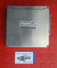 Mercedes Benz 500 SL R 129 Engine Control Unit Module  P/N A0255458932