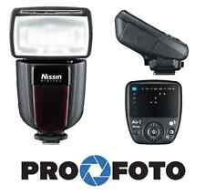 NISSIN Di700A and AIR1 for Canon / Nikon / Sony (Multi Interface Shoe NEX / A7)